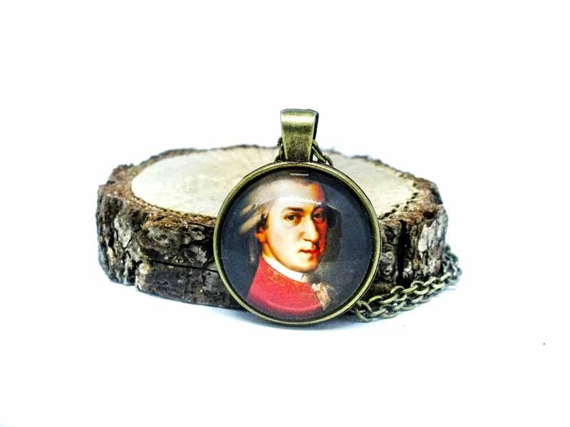 Mozart Kolye-Kolye-RengaLux