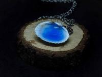 Deniz Kabuğu-Reçine Kolyeler-RengaLux