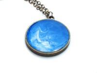 Okyanus Kolye-Reçine Kolyeler-RengaLux