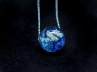 Bulut Kolye Küre (9mm)