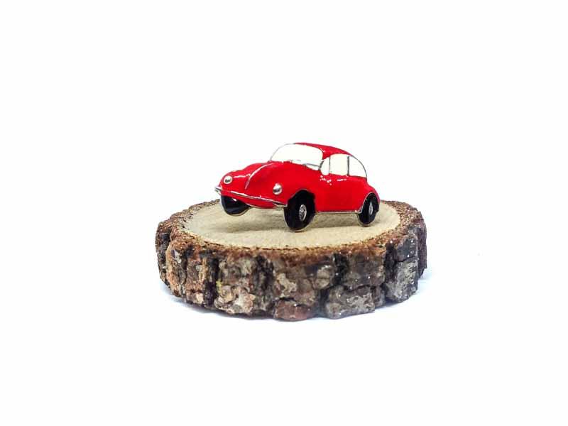 Kırmızı Arabalı Yüzük-Yüzük-RengaLux